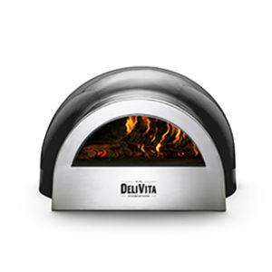 Delivita Very Black pizza oven