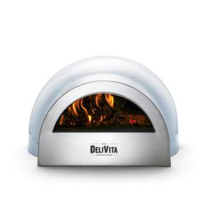 Delivita Vintage Blue pizza oven