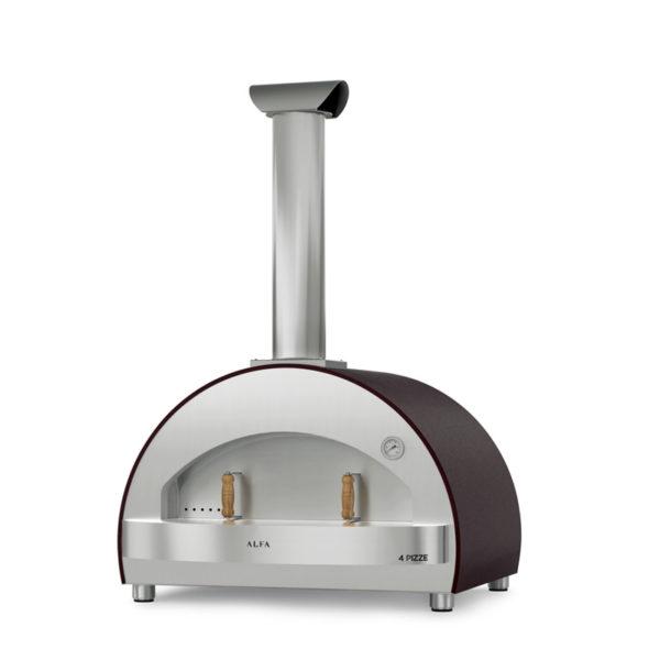 Alfa Forni 4 Pizze oven