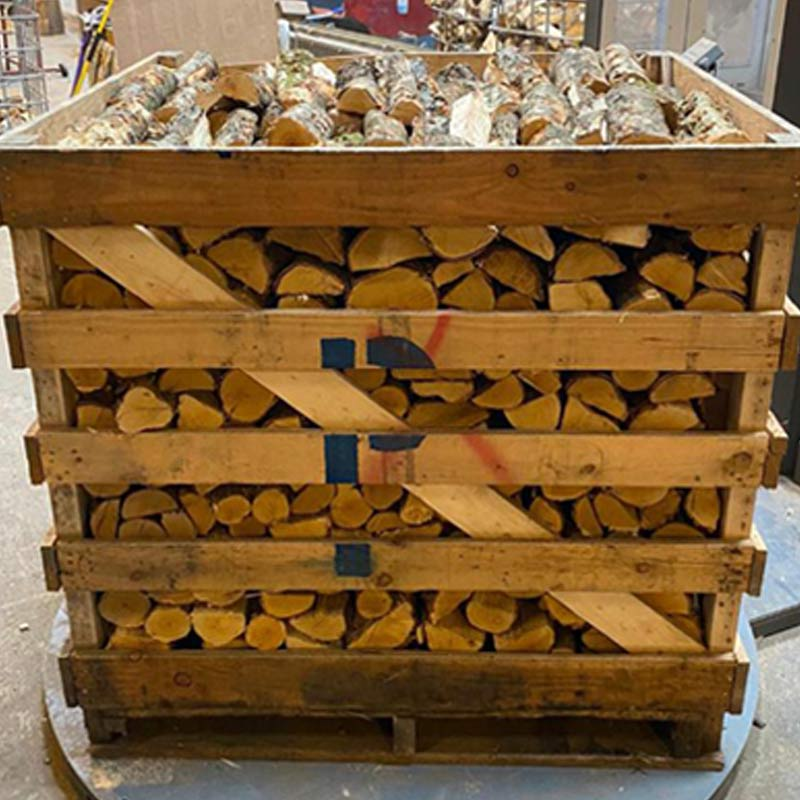 Logs for Wood-fired Pizza Ovens